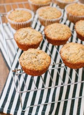 Double Lemon Poppy Seed Muffins