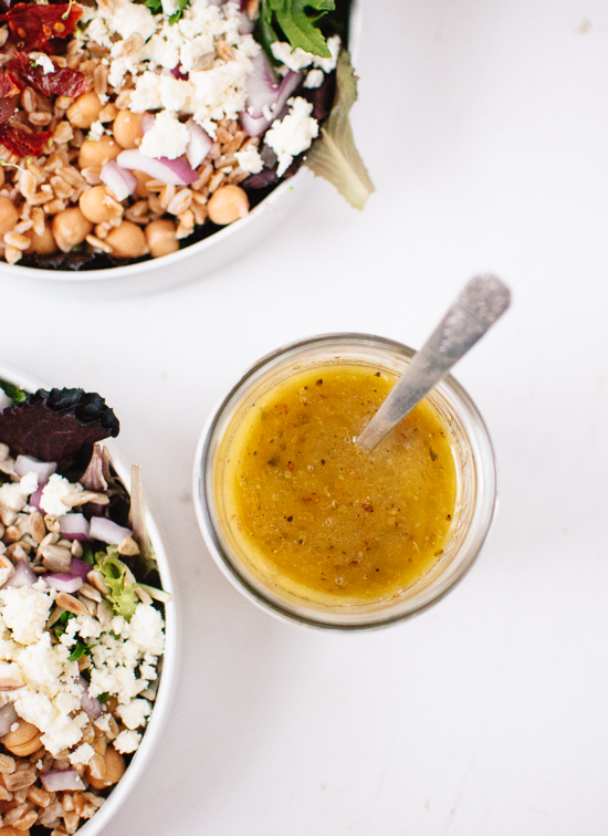 Greek dressing recipe - cookieandkate.com