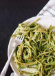Kale, hemp and flaxseed pesto recipe - cookieandkate.com