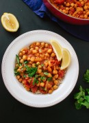 Quick Vegan Chana Masala - cookieandkate.com