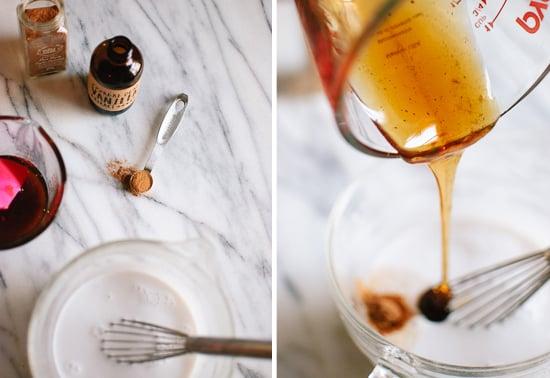 honey coconut ice cream ingredients