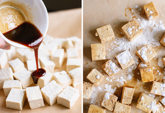 How to make crispy tofu