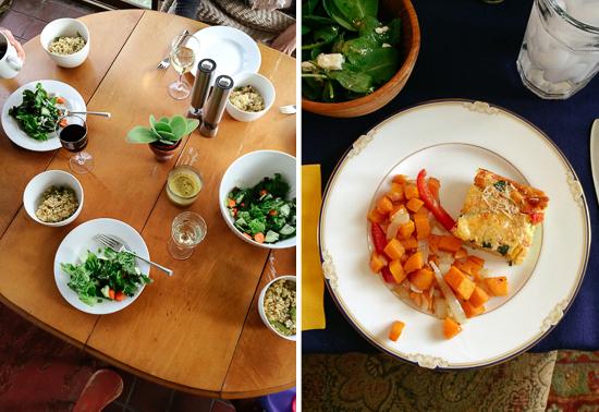Week of Vegetarian Eating - cookieandkate.co