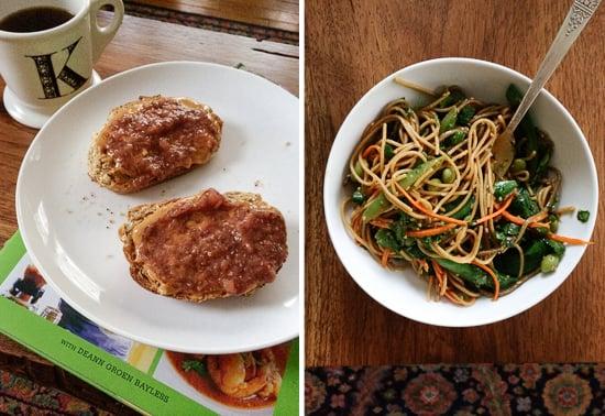 Week of Vegetarian Eating - cookieandkate.com