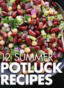 A roundup of 12 delicious saldads and sides, each perfect for a potluck! cookieandkate.com
