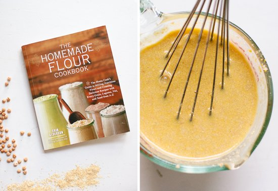 The Homemade Flour Cookbook - cookieandkate.com