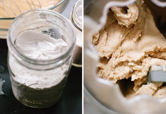 arrowroot starch, coconut milk ice cream