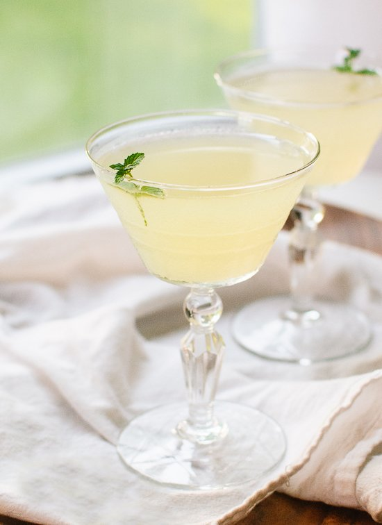 Cucumber Mint Gimlet Recipe - Cookie and Kate
