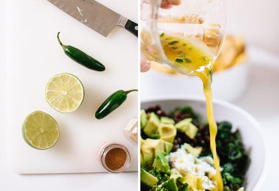 jalapeno-lime dressing