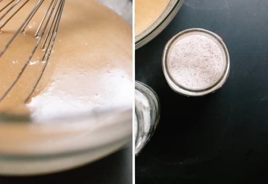 Salted peanut butter ice cream - cookieandkate.com