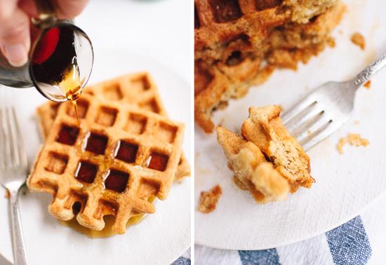 Easy gluten-free waffle recipe