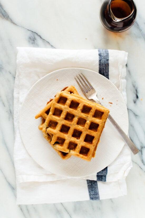 easy gluten-free waffles recipe