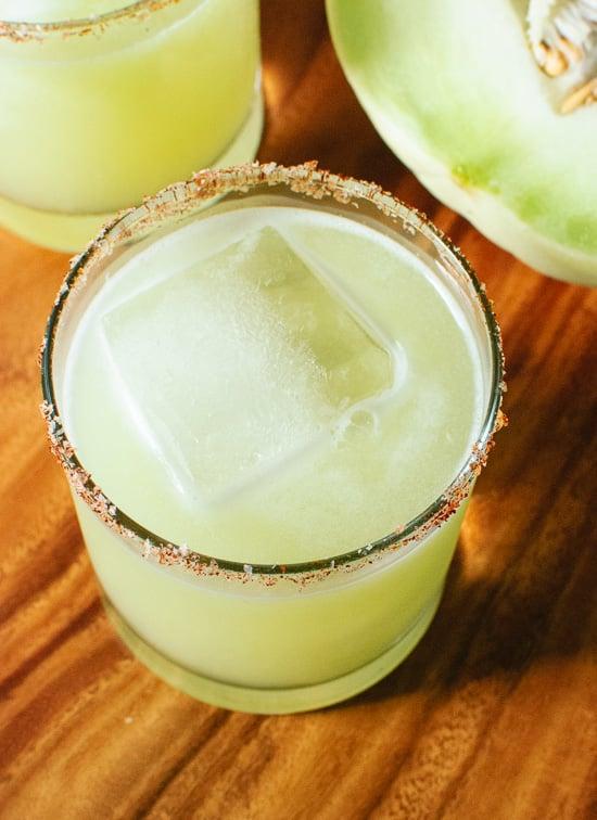 Fresh Margaritas Recipe — Dishmaps
