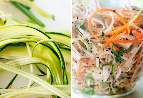 no-noodle pad thai ingredients