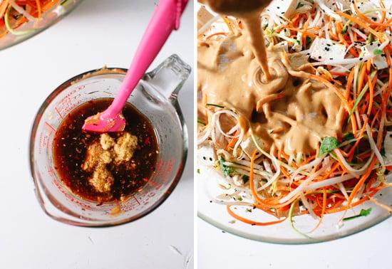 Pad Thai peanut sauce