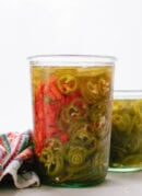 quick pickled peppers recipe