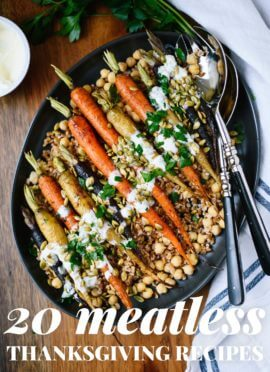 20 Meatless Thanksgiving Recipes