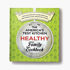 america's test kitchen healthy family cookbook