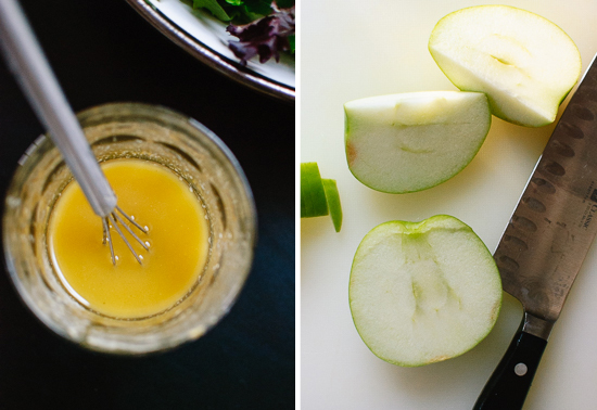apple cider dressing