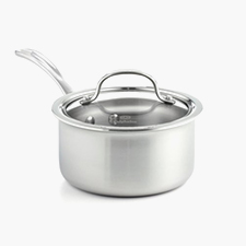 calphalon tri-ply 1.5-quart pot