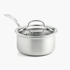 calphalon tri-ply 1.5-quart pot