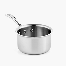 calphalon tri-ply 1-quart pot
