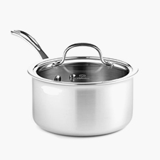 calphalon tri-ply 2.5-quart pot