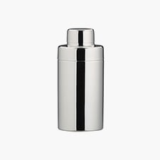 cb2 mini cocktail shaker
