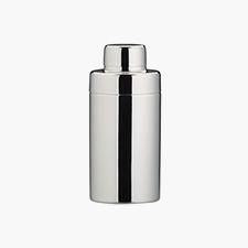 cb2 mini cocktail shaker