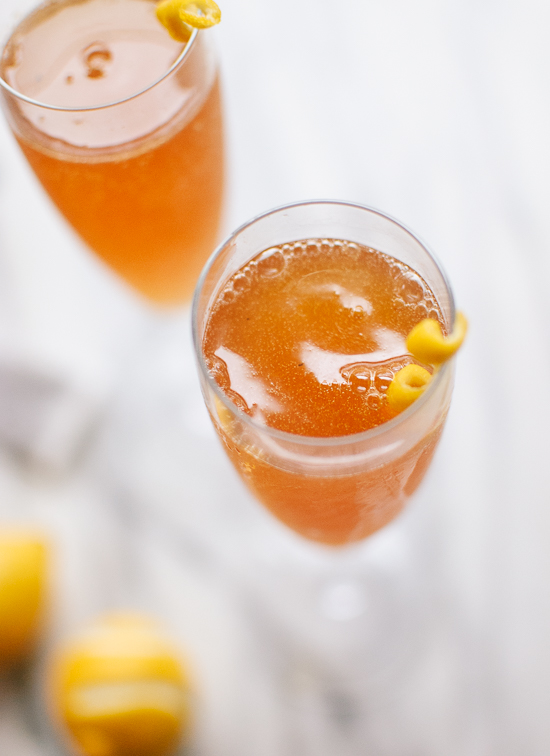 Earl Grey French 75 - cookieandkate.com