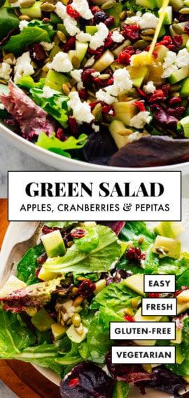 favorite green salad recipe