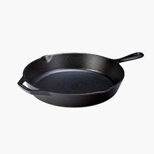 lodge cast iron skillet 12-inch