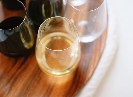 Favorite wine glasses - cookieandkate.com