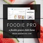 foodie pro theme