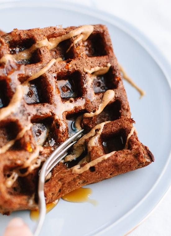 gluten-free-buckwheat-waffles