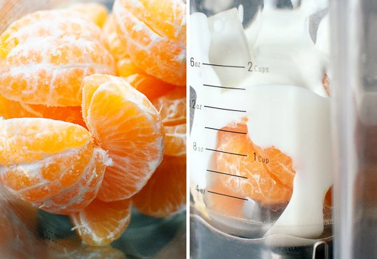 how to make clementine smoothies