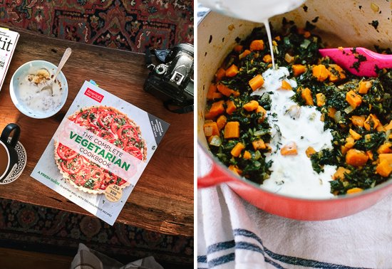 America's test kitchen complete vegetarian cookbook