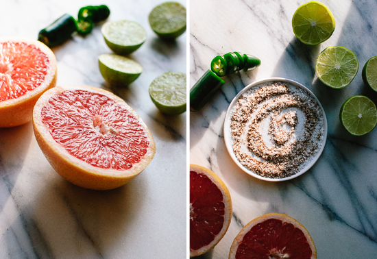 grapefruit margaritas ingredients