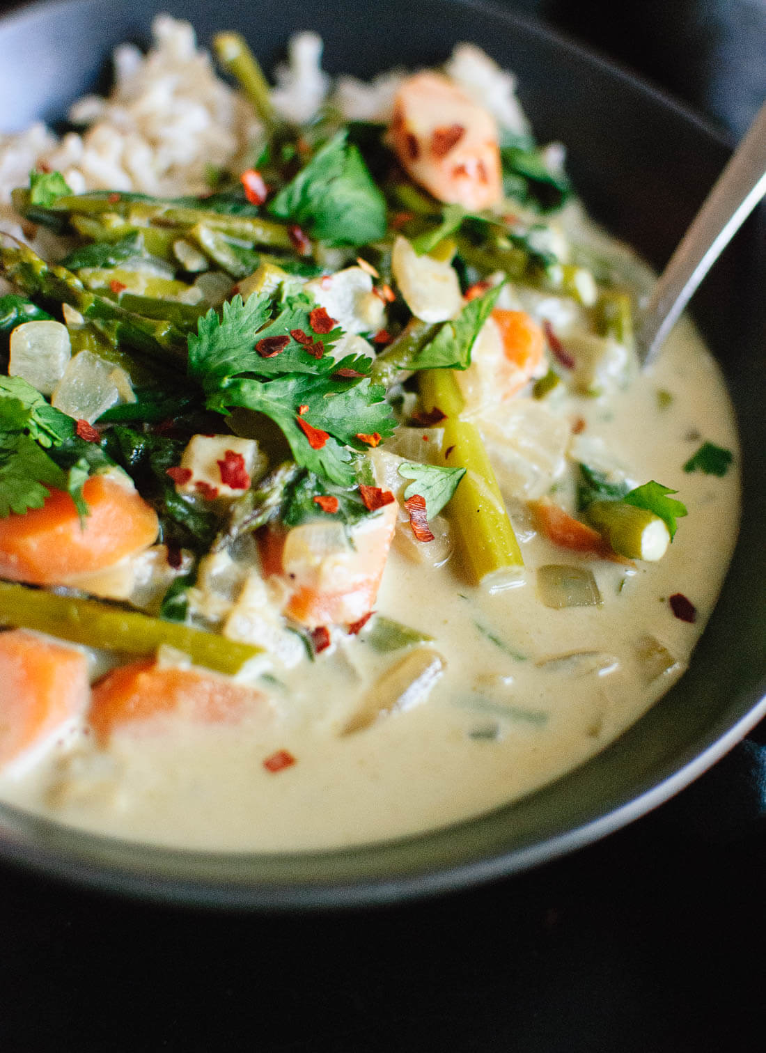 style vegetable curry green curry green curry broth green pawpaw curry ...