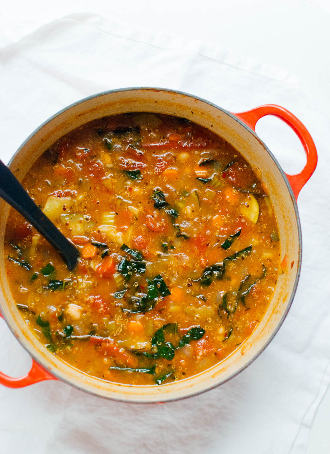 Forum on this topic: Slow Cooker Kale and Quinoa Soup, slow-cooker-kale-and-quinoa-soup/
