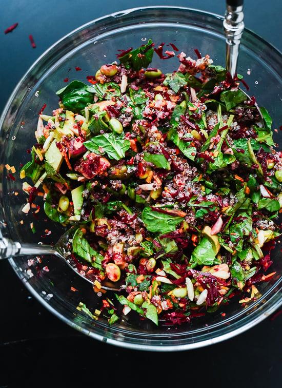 Colorful Beet Salad