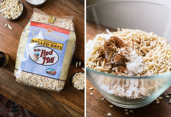 how to make muesli