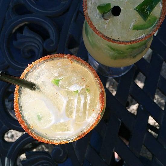 Lucille's margaritas in Austin, Texas