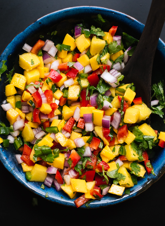 5 Easy Recipes using Mangoes