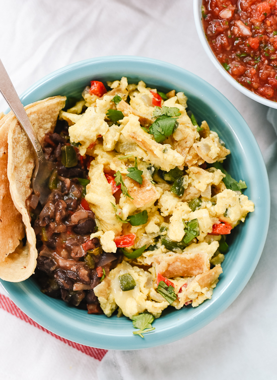 Austin-Style Migas Recipe - Cookie and Kate