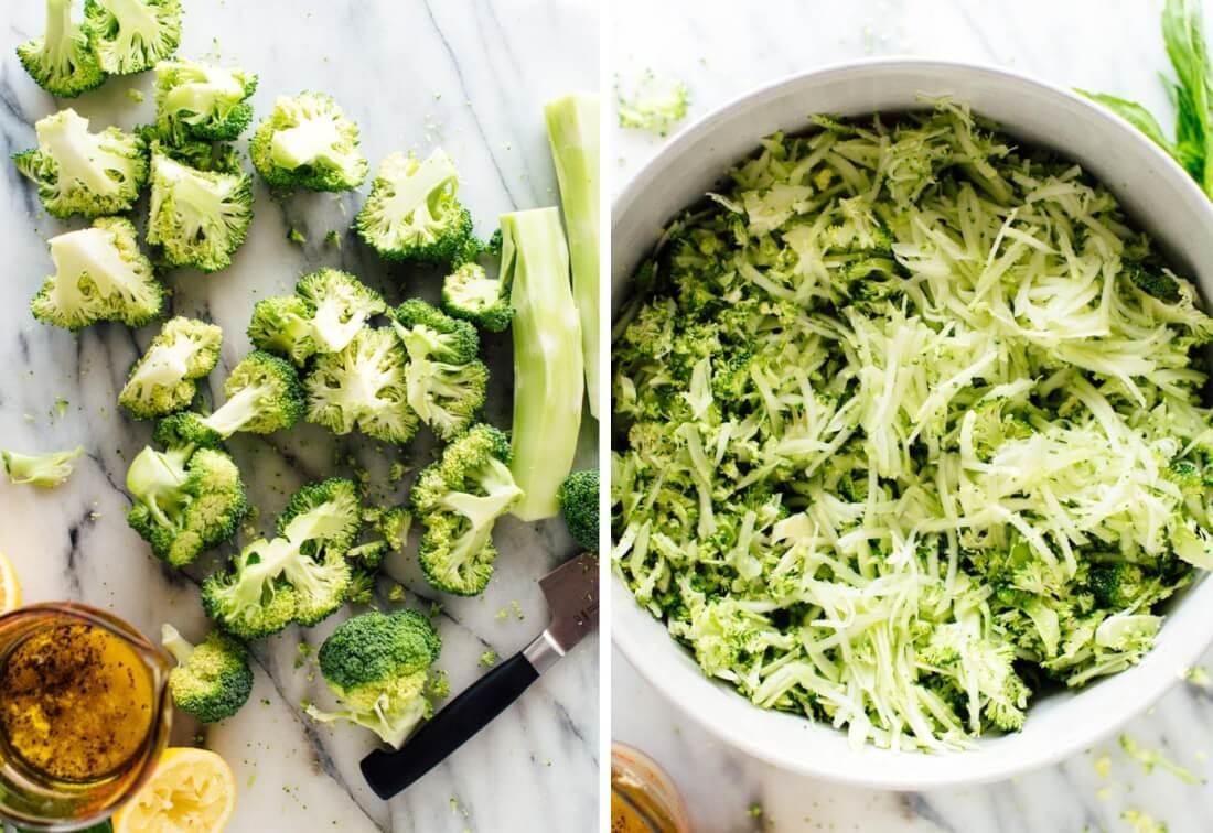 Quinoa Broccoli Slaw Recipe - Cookie and Kate