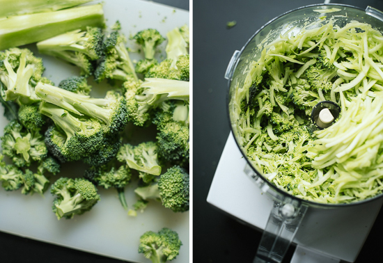 how to make broccoli slaw