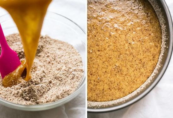 how to make gluten-free almond cake