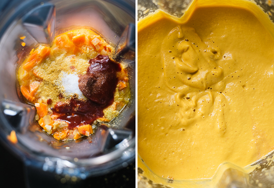 how to make vegan queso
