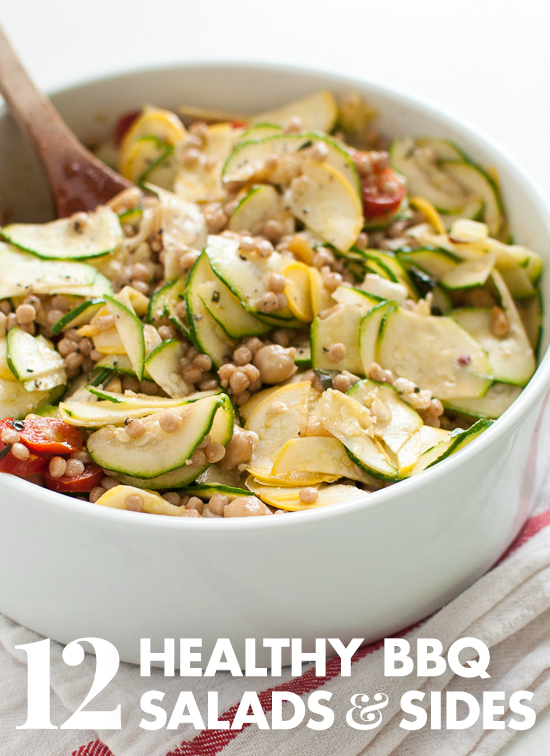 12 Healthy Barbecue Salads And Sides Cookie And Kate